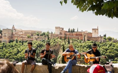 Visiting Albaicín in Granada ,10 awesome things to see!
