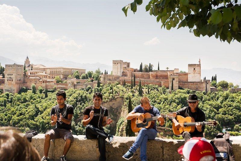 qué ver en el Albaicín de Granada