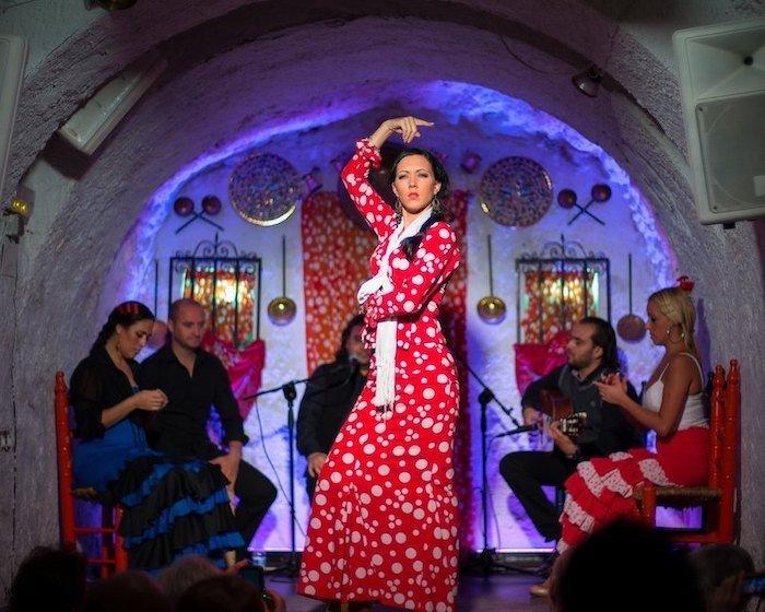 espectaculos flamencos en Granada