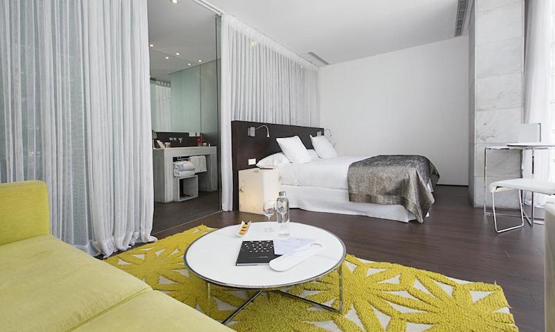 hoteles de lujo en Granada