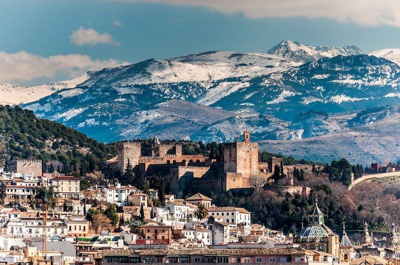 qué hacer en Granada un fin de semana